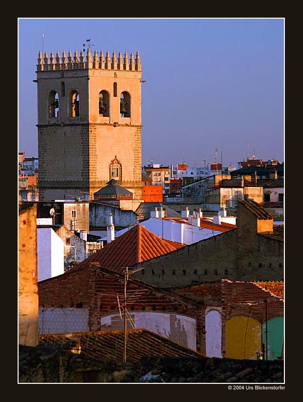 Colours of Badajoz