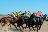Australian Outback racing in Bedourie Queensland