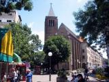 BITEF Theatre & Drinciceva Street