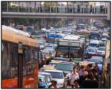 Famous Bangkok Traffic