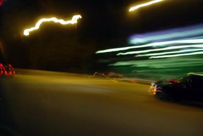 Speeding!