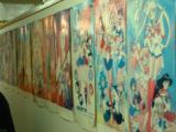 Les affiches d'anime produit par le studio