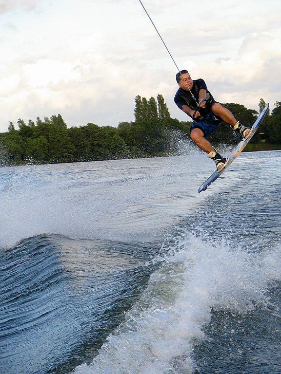 Wakeboarding in Surrey - 2004 (45)