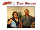 Pass Bureau Agents Carol & Norman