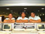 TA's Eddie, Andrew & Charley