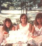 Laurie Steele, Susan Cavanah, and Peggy McNabb