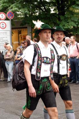 Bayerische Männer