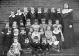 Lumb Nationaal School. (Infants) Ruth Harker.