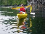 port hardy kayak- with the kelp