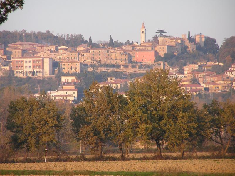 Sere de Rapolano..the view