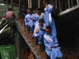 schoolgirls, Shimla