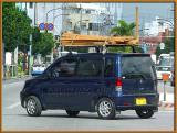 Okinawa Peek-Up Truck