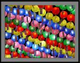 Lanterns for Buddha's 2548th Birthday