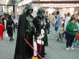 Star Wars on patrol in Rivergate Mall