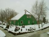 Voormalige boerderij in de Haal.