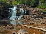 Falls at Gooseberry Falls State Park