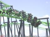 Six Flags Worlds Of Adventure 2003