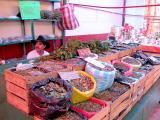 mercado de artesanias: medicinal herbs