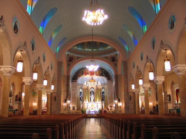 St. Adalberts RC Basilica, 212 Stanislaus, Buffalo, NY