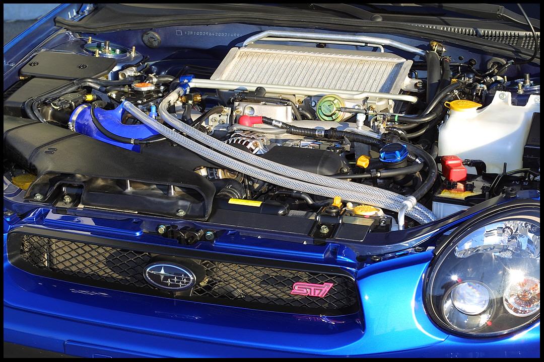 Subaru Huntington Beach >> My Greddy oil catch can install - Page 3 - NASIOC