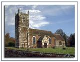 St. Mary's, Almer, Dorset