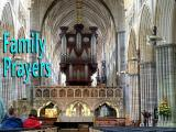 'Prayers' slide from the Cathedral series
