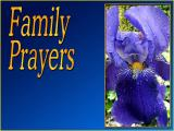 'Prayers' slide from the Blue series