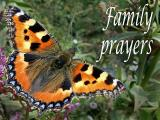 'Prayers' slide from the Butterfly series