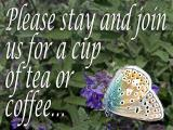 'Tea and coffee' slide from the Butterfly series