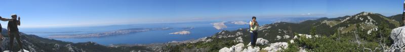View from Balinovac 1601m - Velebit Croatia.jpg