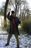 this is how to throw a snowball