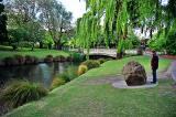 Avon River, Victoria St bridge, stone