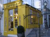 Le coiffeur jaune (Paris 04)
