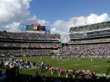 Jets at Raiders - 11/9/03