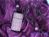 Interference Purple Pendant Box