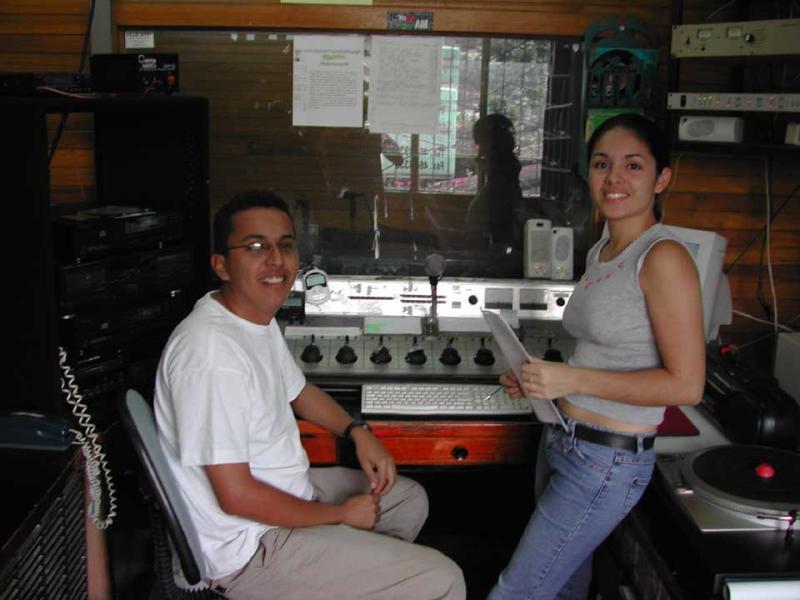 Miguel & Katia - Radio San Carlos - Costa Rica Chiropractor