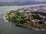 Kalemegdan, Sava and Danube