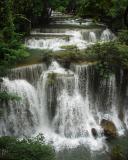 Huay Mae Khamin Waterfall - Kanchanaburi