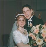 Clay and Jaretta's wedding