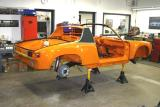 Final Assembly of the Lufthansa 914-6 GT...