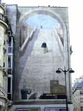 Trompe-l'oeil in Paris
