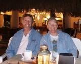Dave & Linda in San Pancho, Nayarit, Mexico - 2003