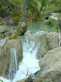 Walk along this mills gully in Evrostina...
