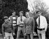 Original Charades: Allen Tanksley, Owsley Manier, Drew Nixon, Jerry Smith & Peyton Hoge