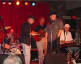 Exotics horn section: Robert Early & Steve Smartt
