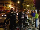Metro Police Bike Patrols