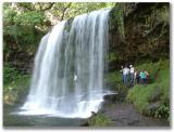sgwd yr eira waterfall  116.