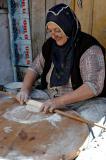 Niksar gozleme making