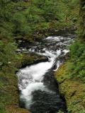 Eagle Creek From High Bridge