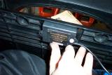 Instead, I decided to mount it INSIDE the trunk, facing forward. This position gives good response at the minimuim setting